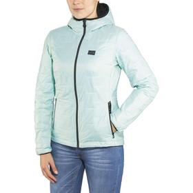 Helly Hansen Lifaloft Hooded Insulator Jacket Damen blue haze